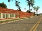 Новые текстуры спортзала в Лос-сантосе for GTA San Andreas rear-left view