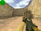 M4A1-S Knight из CS:GO для Counter-Strike 1.6 вид слева