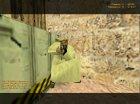 Osama Bin Laden для Counter-Strike 1.6 вид сзади слева