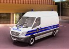 Mercedes Sprinter - Croatian Police Van