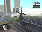 Bell 412 for GTA San Andreas side view