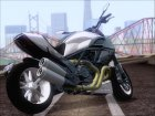 Ducati Diavel 2012 для GTA San Andreas вид сверху