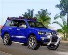 Mitsubishi Pajero Sport Dakar Offroad Version 2014 for GTA San Andreas left view