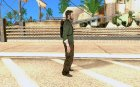 Сэм Фишер из Splinter Cell Conviction for GTA San Andreas top view