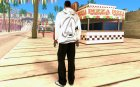 Кофта Linkin Park for GTA San Andreas rear-left view