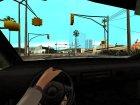Убрать лобовое стекло для GTA San Andreas вид сзади слева
