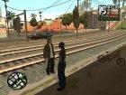 Заводить друзей для GTA San Andreas вид слева