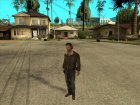 The Walking Dead No Mans Land Rick для GTA San Andreas вид сзади