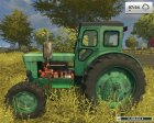 Т40 АМ  Fixed for Farming Simulator 2013 rear-left view