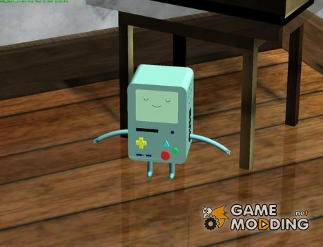 BMO for GTA San Andreas