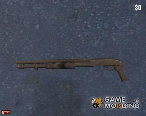 Mossberg 500 Cruiser for Mafia: The City of Lost Heaven