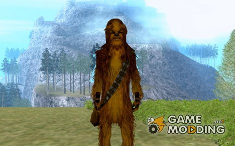 Chewbacca for GTA San Andreas