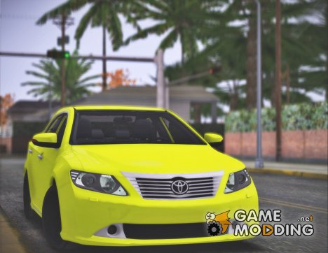 Toyota Camry V50 for GTA San Andreas