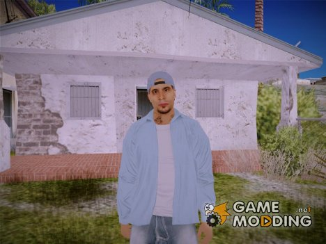 Aztecas Gang HD V1 GTA V for GTA San Andreas