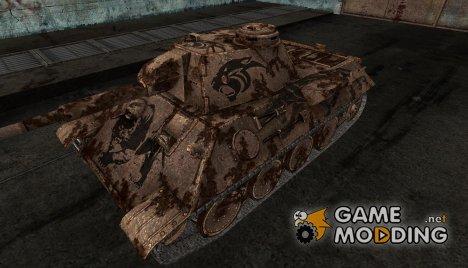 VK3002 (DB) torniks for World of Tanks