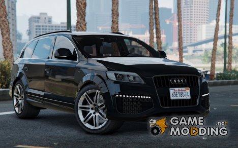 2010 Audi Q7 for GTA 5
