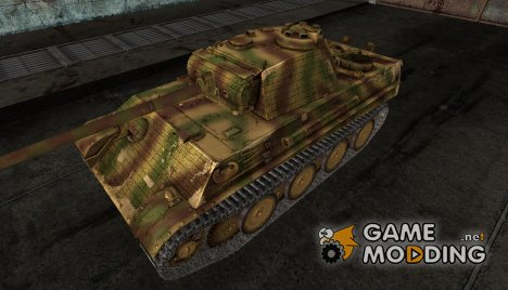 PzKpfw V Panther Hellwi for World of Tanks