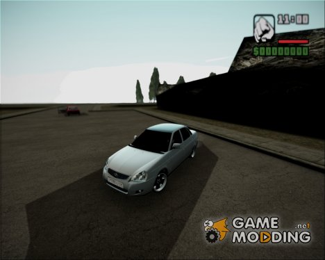 ВАЗ 2170 Приора Турбо for GTA San Andreas