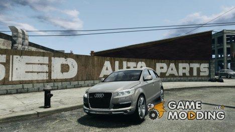 Audi Q7 for GTA 4
