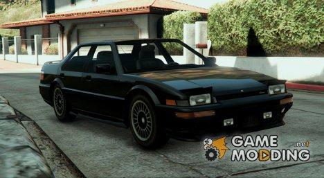 Dinka Hakumai 1.0 for GTA 5