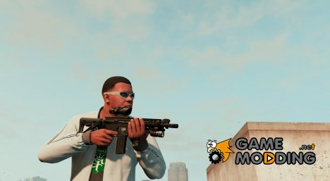 Tactical M4A1 CQB for GTA 5