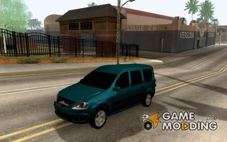 Лада Ларгус for GTA San Andreas