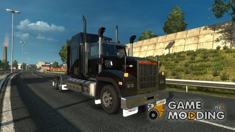 Mack Titan V8 v1.1 for Euro Truck Simulator 2