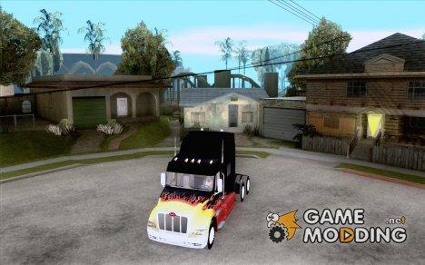 Peterbilt 387 для GTA San Andreas