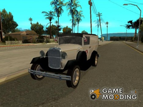 Bolt Ambulance из Mafia for GTA San Andreas