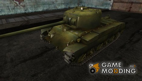 Шкурка для T20 army green для World of Tanks