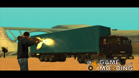 Vehicle Immunities для GTA San Andreas