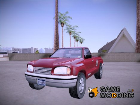 Bobcat GTA 3 for GTA San Andreas