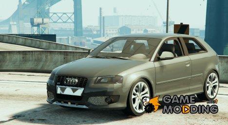 2009 Audi S3 для GTA 5