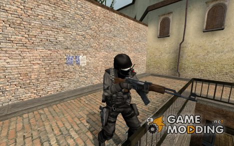 Digi-like Urban for Counter-Strike Source