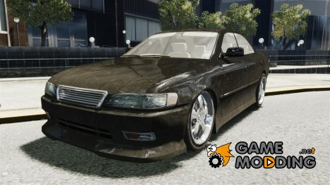 Toyota MARK II 1990 для GTA 4