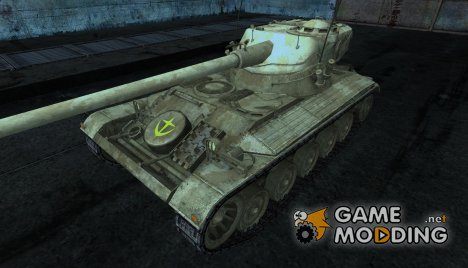 Шкурка для AMX 13 90 №19 for World of Tanks