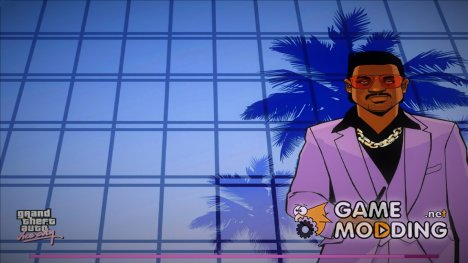 PS2 Loadscreens для GTA Vice City