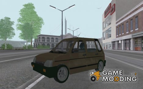 1996 Daewoo Tico v1.1 for GTA San Andreas