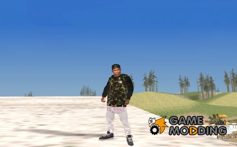 ASAP Rocky for GTA San Andreas