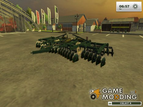БДТ-7 v2 for Farming Simulator 2013