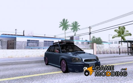 Subaru Impreza 02 Wagon [Beta] for GTA San Andreas