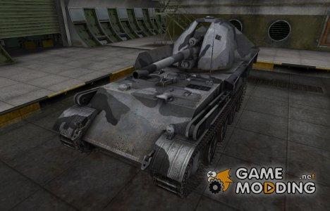 Шкурка для немецкого танка GW Panther for World of Tanks