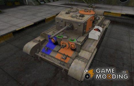 Качественный скин для Cromwell для World of Tanks