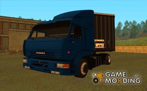 КамАЗ 5460 euro 3 for GTA San Andreas