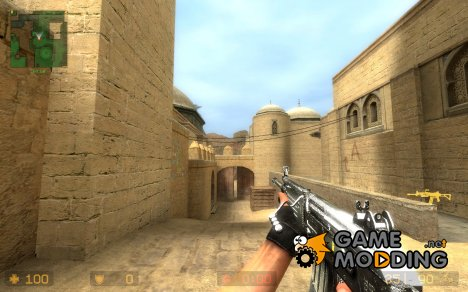 Futon's Galil Skin для Counter-Strike Source