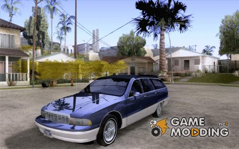 Chevrolet Caprice Wagon 1992 for GTA San Andreas
