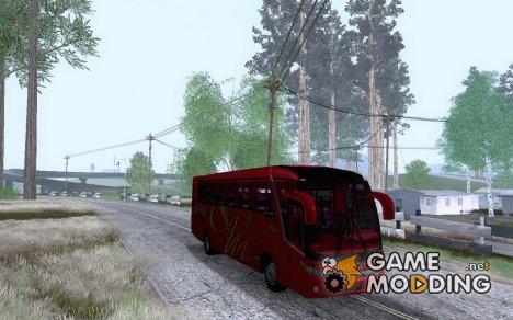 Marcopolo Paradiso 1050 G7 Skin Marino Bus для GTA San Andreas