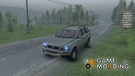 Volvo XC90 2009 v 2.0 for Spintires 2014
