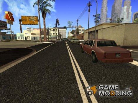 Графический пак от vavadik117 for GTA San Andreas