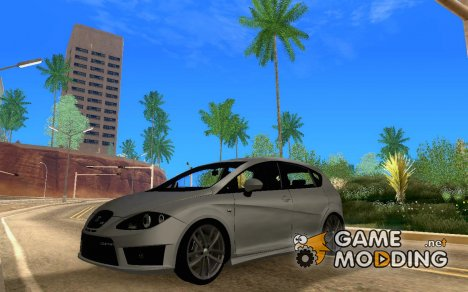 Seat Leon Cupra R + Тюнинг пакет for GTA San Andreas